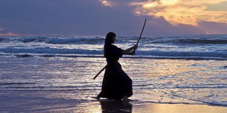 Ancient Japanese Samurai