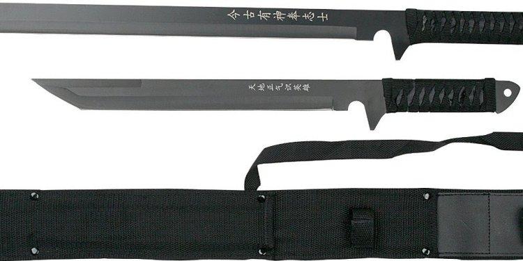 BladesUSA HK 1067 Twin Ninja