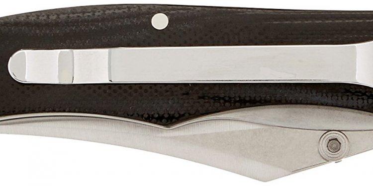 Case Cutlery 6245 Black G-10