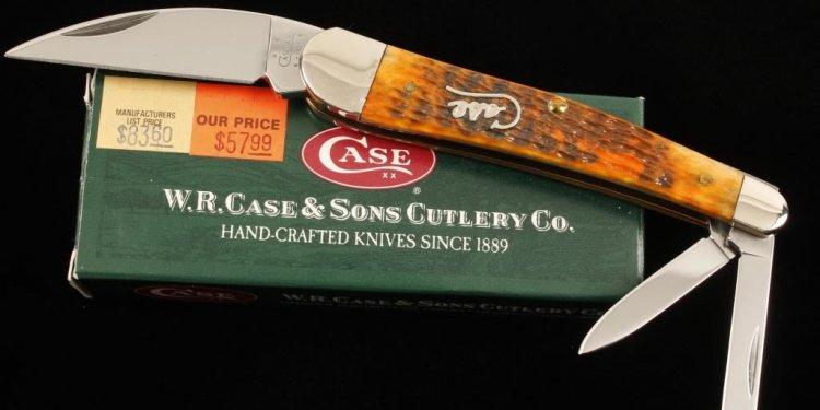 Case Seahorse Whittler 3-blade