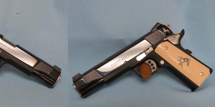G-I-7889 Colt Lightweight XSE