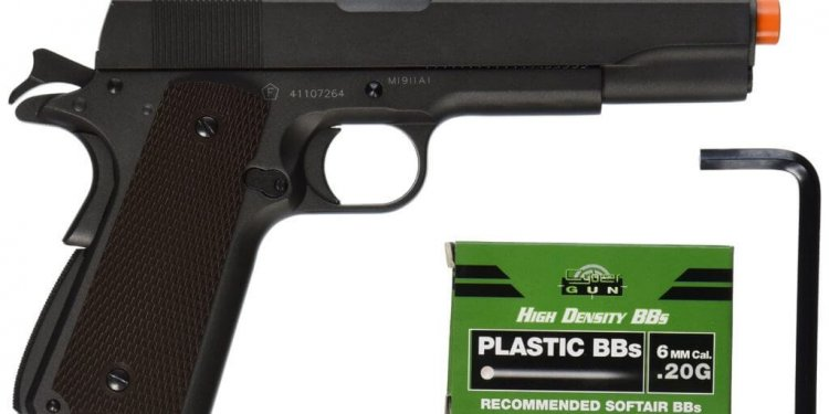 Colt 1911 Co2 Full Metal