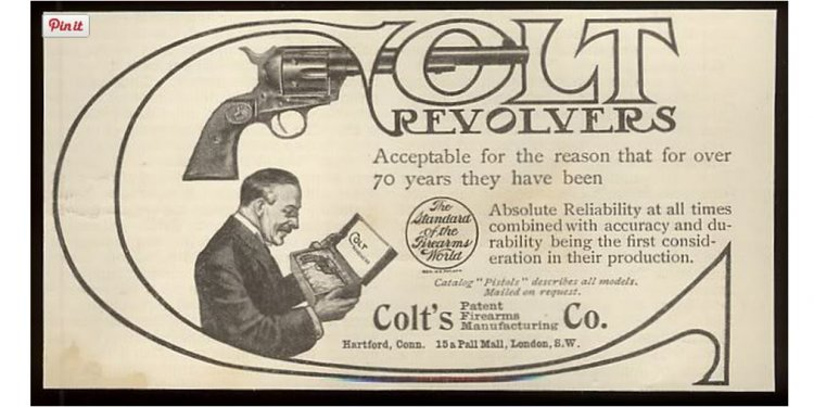 Colt Firearms files for