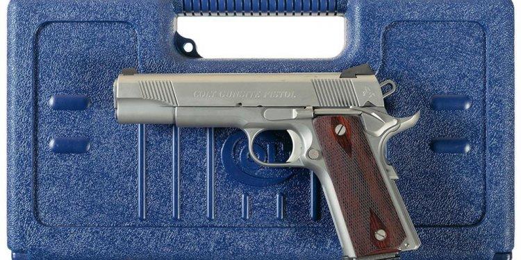 Image 1 : Colt Gunsite 1911