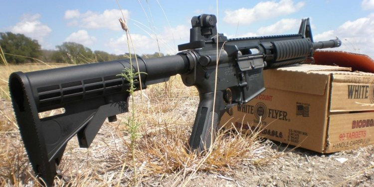 Colt Moves Its AR-15 Plant To