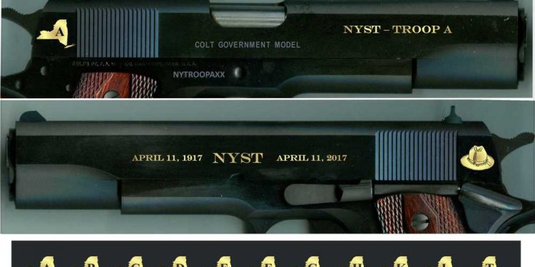 New York State Trooper 100