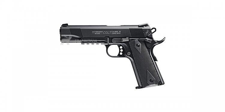 1911 Rail Gun, Colt