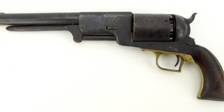 Colt Walker 1847 revolver