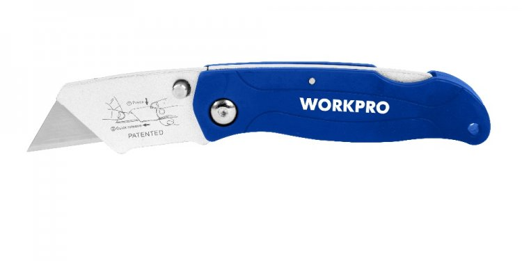 Free Shipping WORKPRO Folding