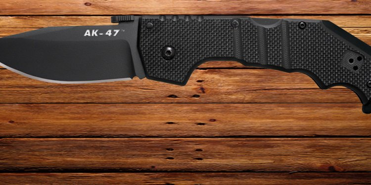 Cold Steel AK47 Folding Knife