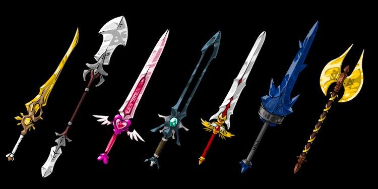 EBF5: Swords 2 by KupoGames