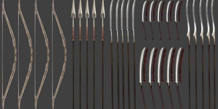 Comments 0 Elf Weapons Swords