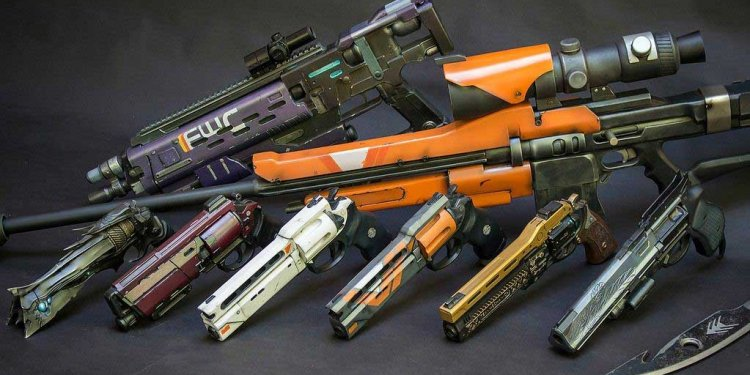 Gaming Weapon Replicas