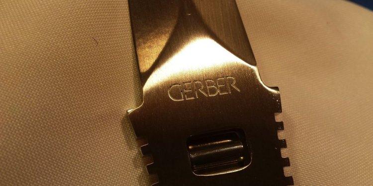 Gerber Clip Lock Rivermaster