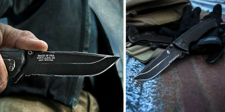 Gerber U.S. Tactical Folding
