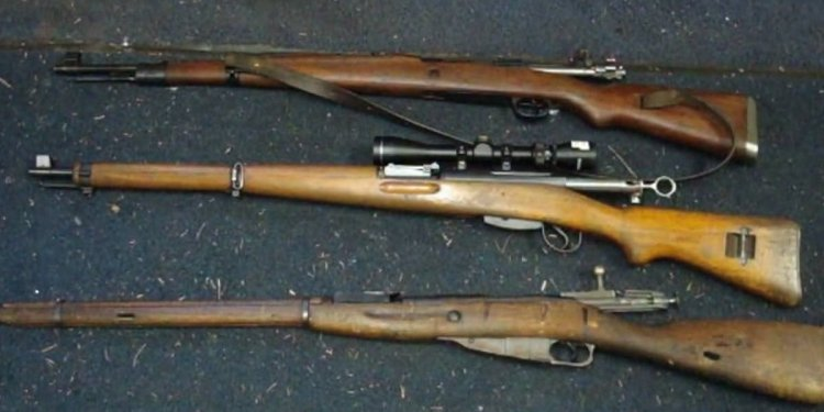 Military surplus firearms