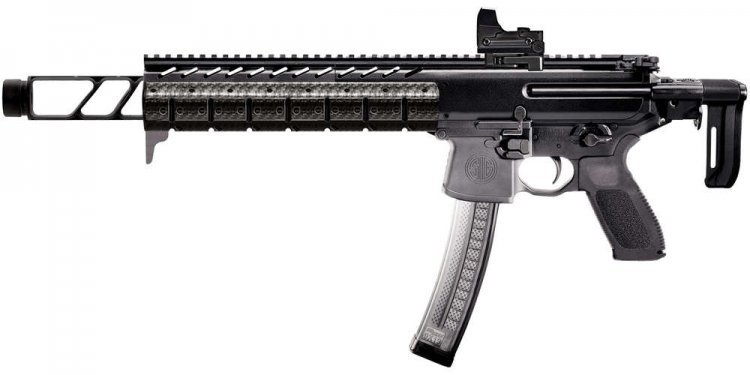 Rifles Long Guns Sig Sauer MPX