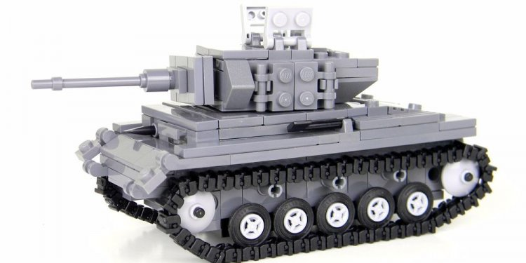 Panzer Tank German World War 2