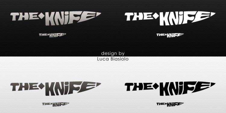 Logo the knife v2 by