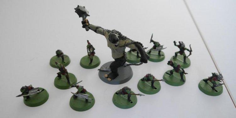 Moria Goblins & Cave Troll
