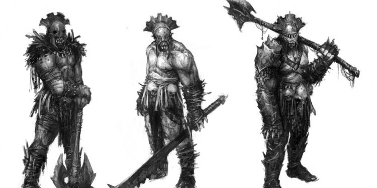 Lord Of The Rings Orc Weapons