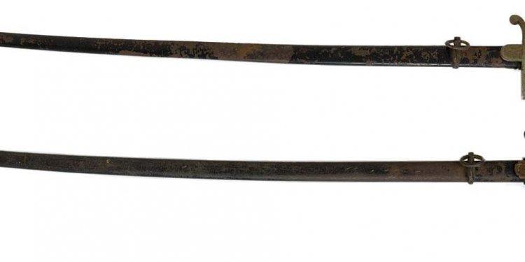 1935-1940s WWII GERMAN SWORDS