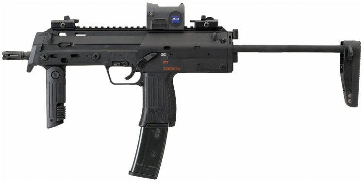 M49 sub-machine gun