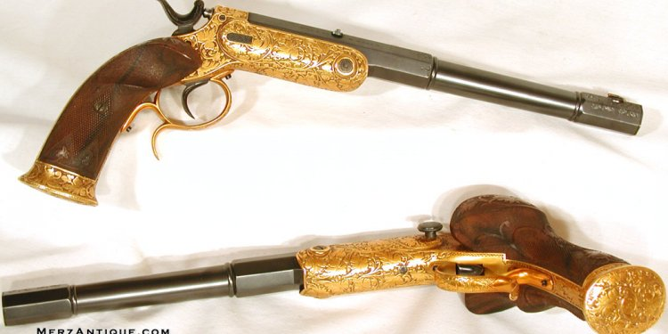 Merz Antique Firearms Museum