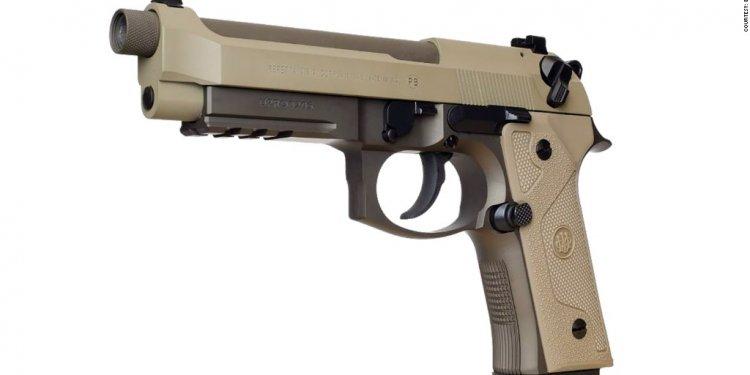 Military handguns Gallery