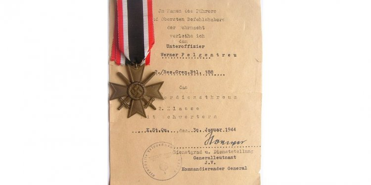 German Medals with