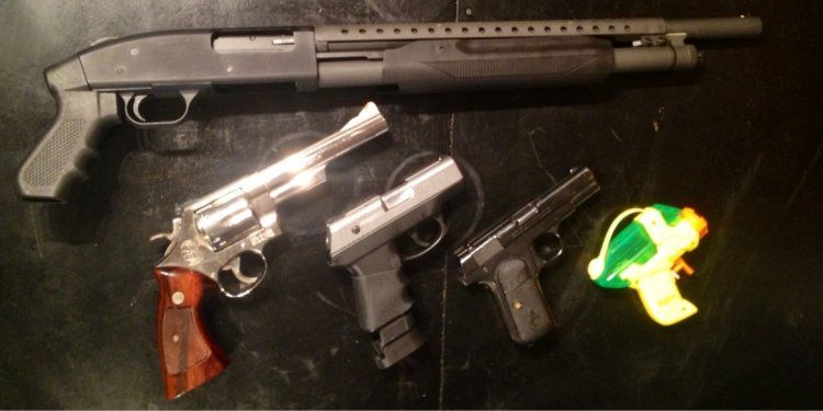 My Gun Collection