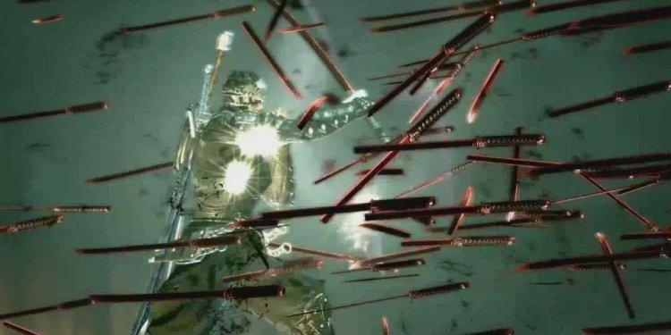 Ninja Blade - TGS 08 HD