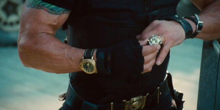 Panerai Watches Expendables 2
