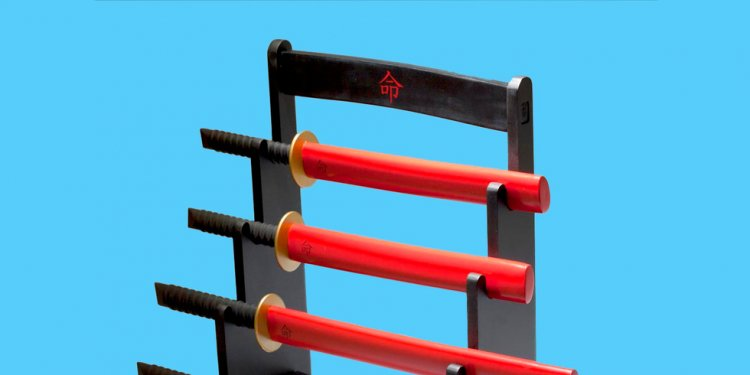 Samurai Sword Knife Set