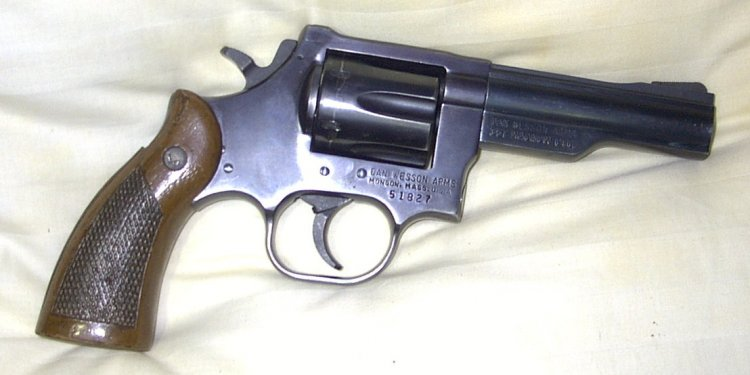 A Taurus Mod 85 in .38 spl. on