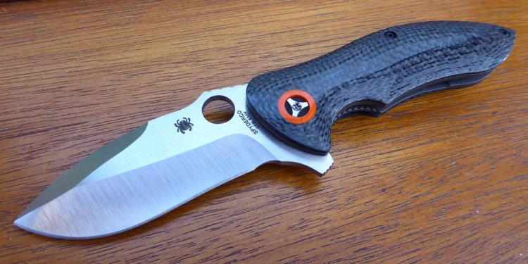 Spyderco Rubicon from a 2014