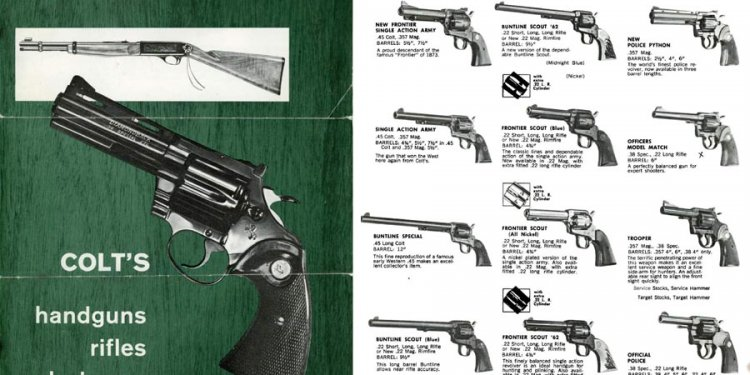 Firearms inventor