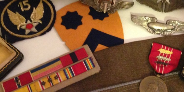 Stars and Stripes Militaria