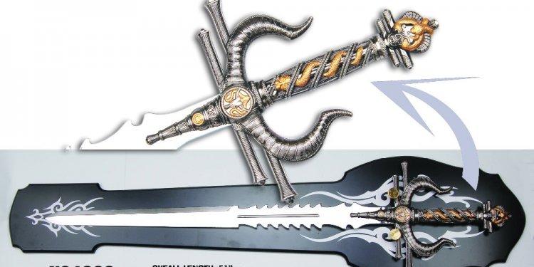 Swords made near pakistan