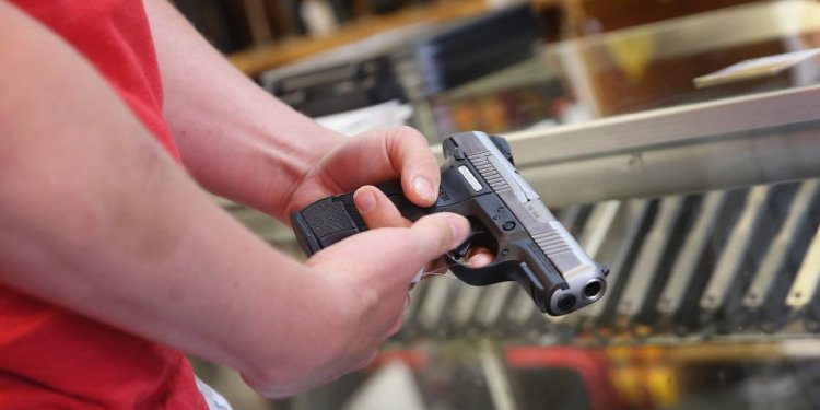 The Top 5 Bestselling Handguns