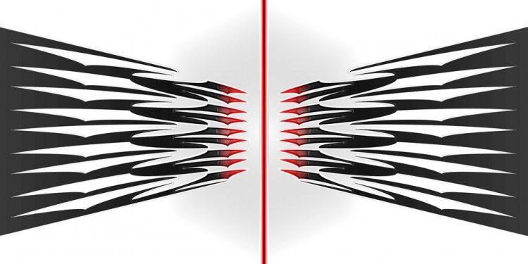 Two-Tone Design Asia (Katana