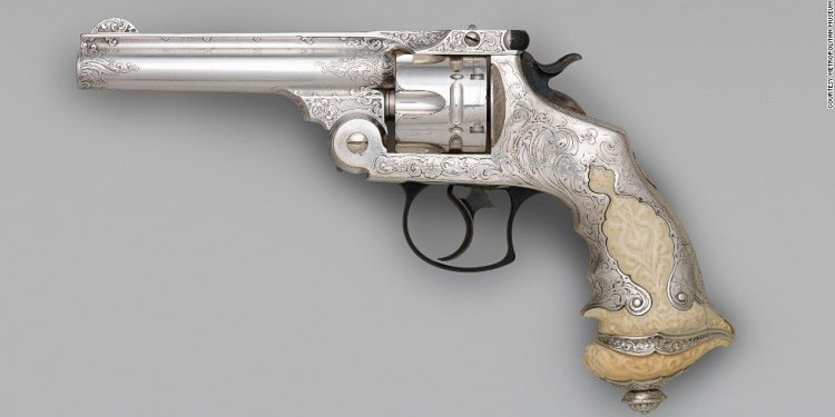 Tiffany jewelry gun