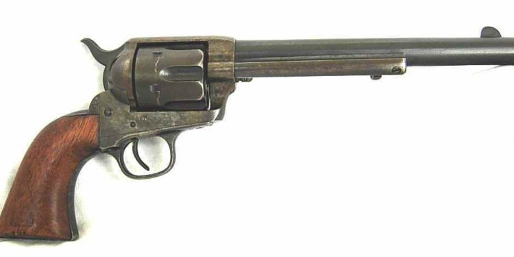 Colt Model 1873 Single Action