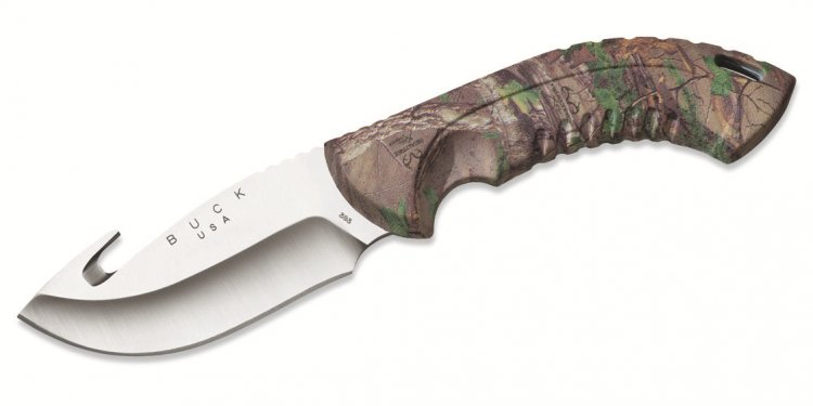 #2 Xtra™ Green Camo Knife By