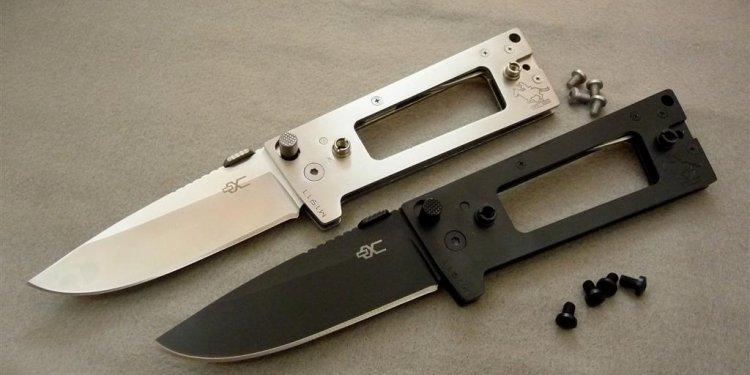 The M1911 Folding Knives