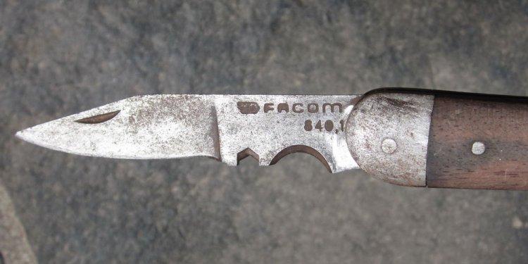 VINTAGE ANTIQUE FACOM 840,1
