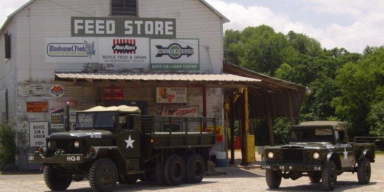 Vintage Military Trucks Home