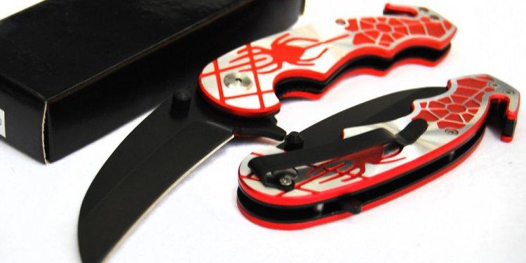 Spider Pocket Knife   eBay