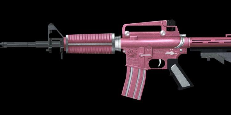 Weapons | Crossfire Wiki