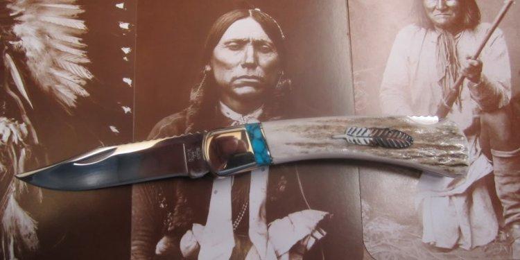 Wild Bill Cody Buck Knives